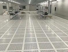 PVC anti-static floor