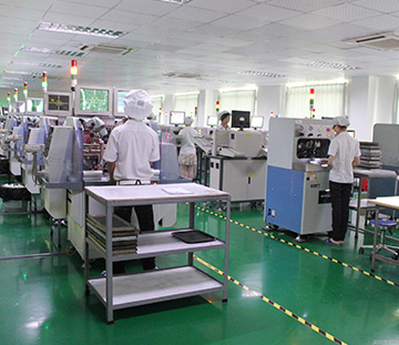 photoelectric factory purification case