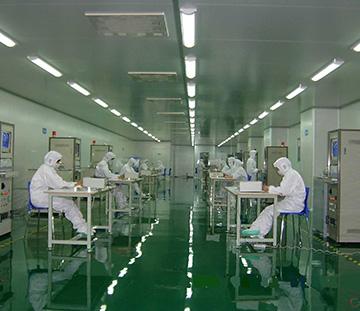 GMP Pharmaceutical purification case