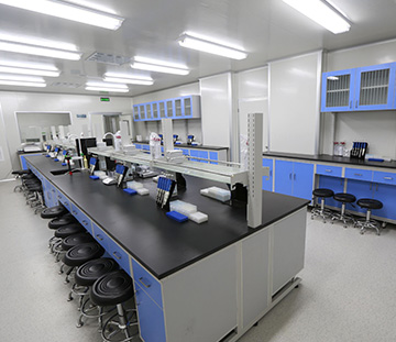 Laboratory purification case